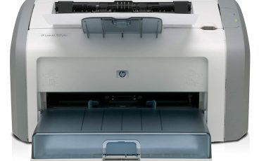 HP 1020 Plus Single Function Laser Printer (Black)